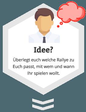CityGames München Buchen Idee