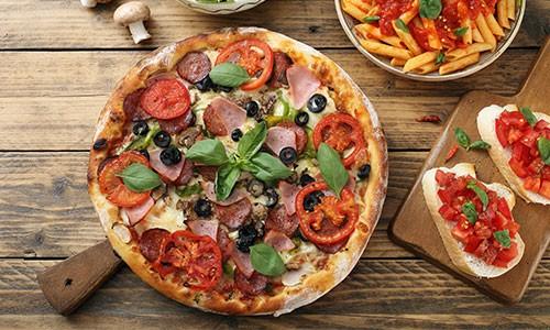 CityGames X-MasTour: Pizza e Pasta