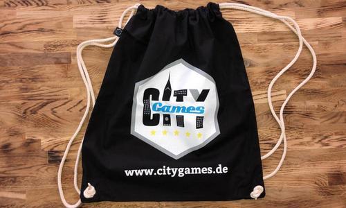 CityGames JGA Frauen Tour: Special Backpack