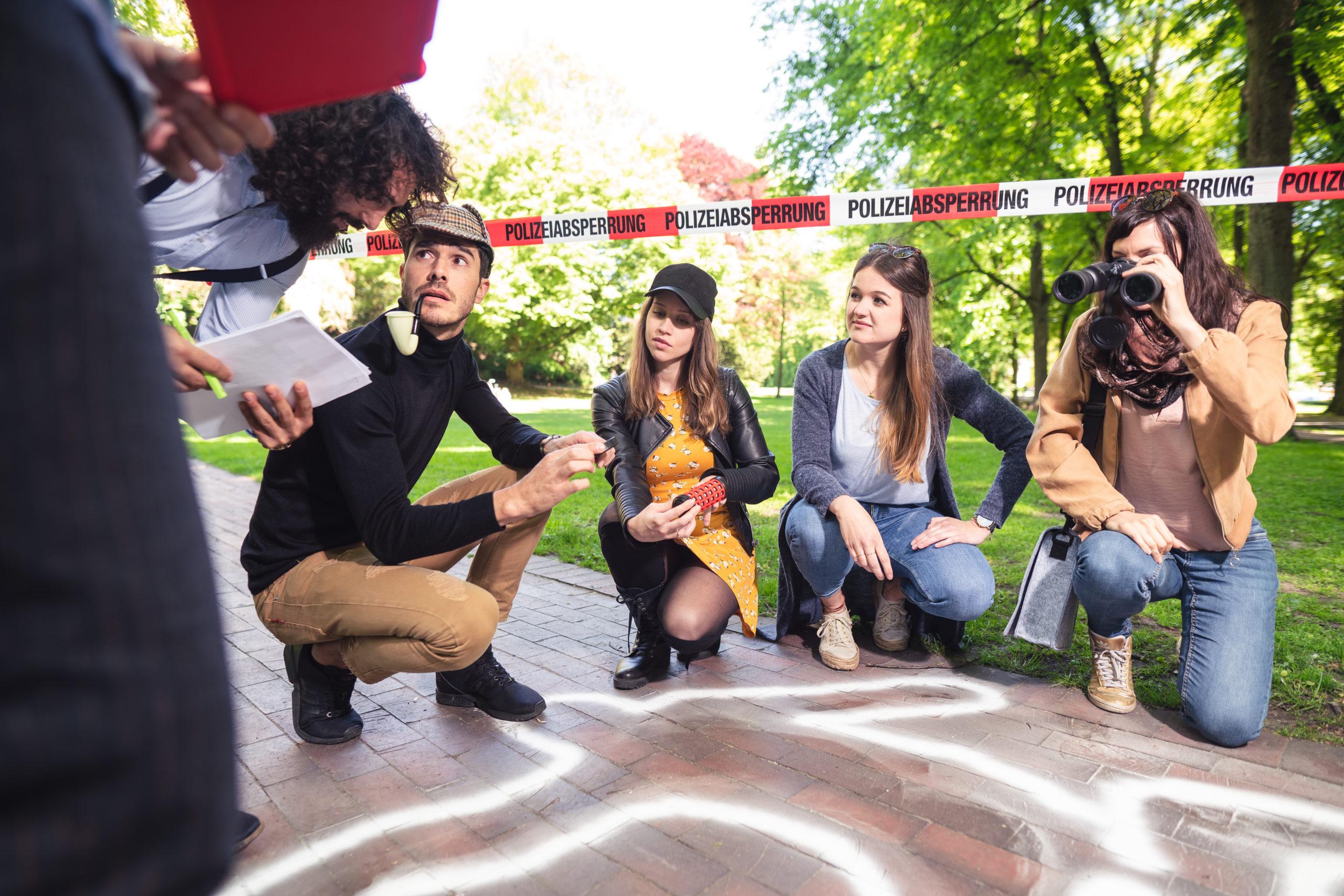 CityGames München Krimi Tour: Detektiv auf Spurensuche